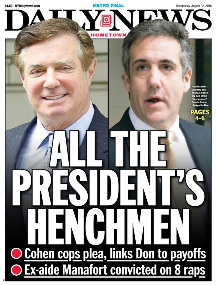michael cohen paul manafort nydaily news 821 2018