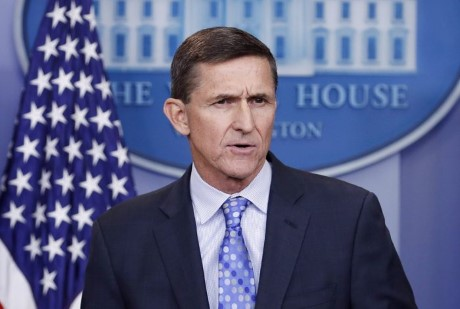 michael flynn state department Custom