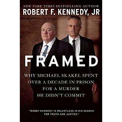 michael skakel framed rfk jr cover
