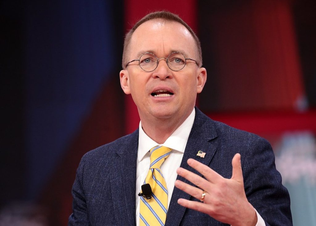 mick mulvaney full unsourced