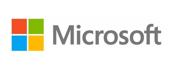 microsoft logo Custom