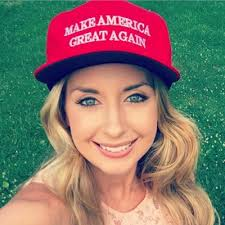 millie weaver maga hat