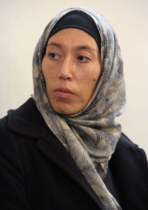 monica witt headscarf