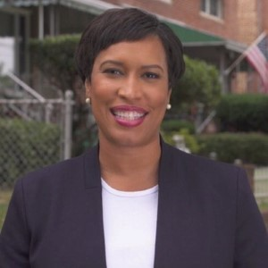 muriel bowser Custom