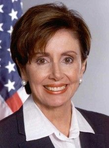 nancy pelosi o