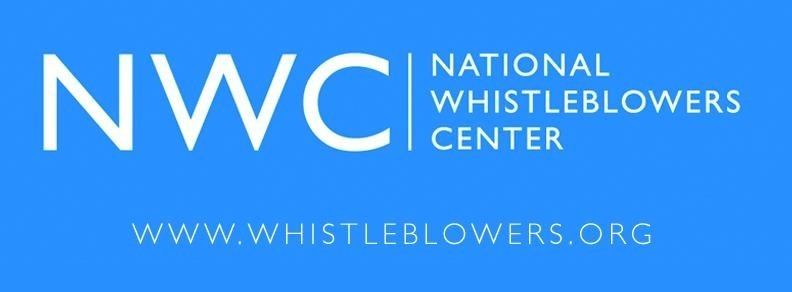 national whistleblower center logo