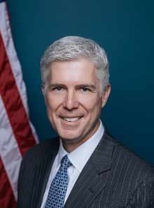 neil gorsuch circuit official