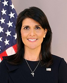 nikki haley o
