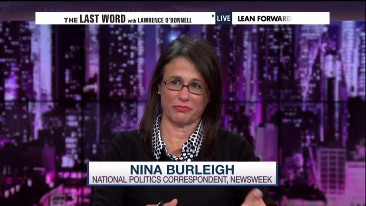nine burleigh newsweek screenshot