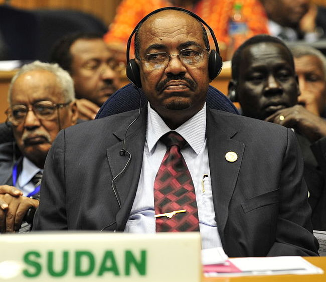 omar al bashir african union summit 2012 us navy photo