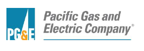 pacific gas election company logo Custom