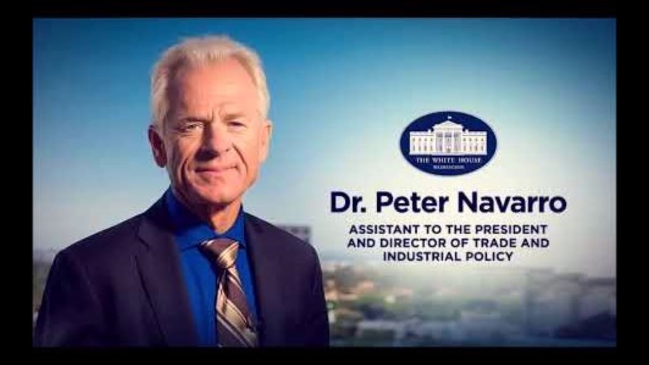 peter navarro white house image