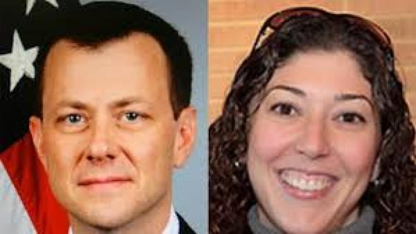 peter strozk lisa page