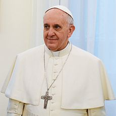 pope francis uncropped 3 13