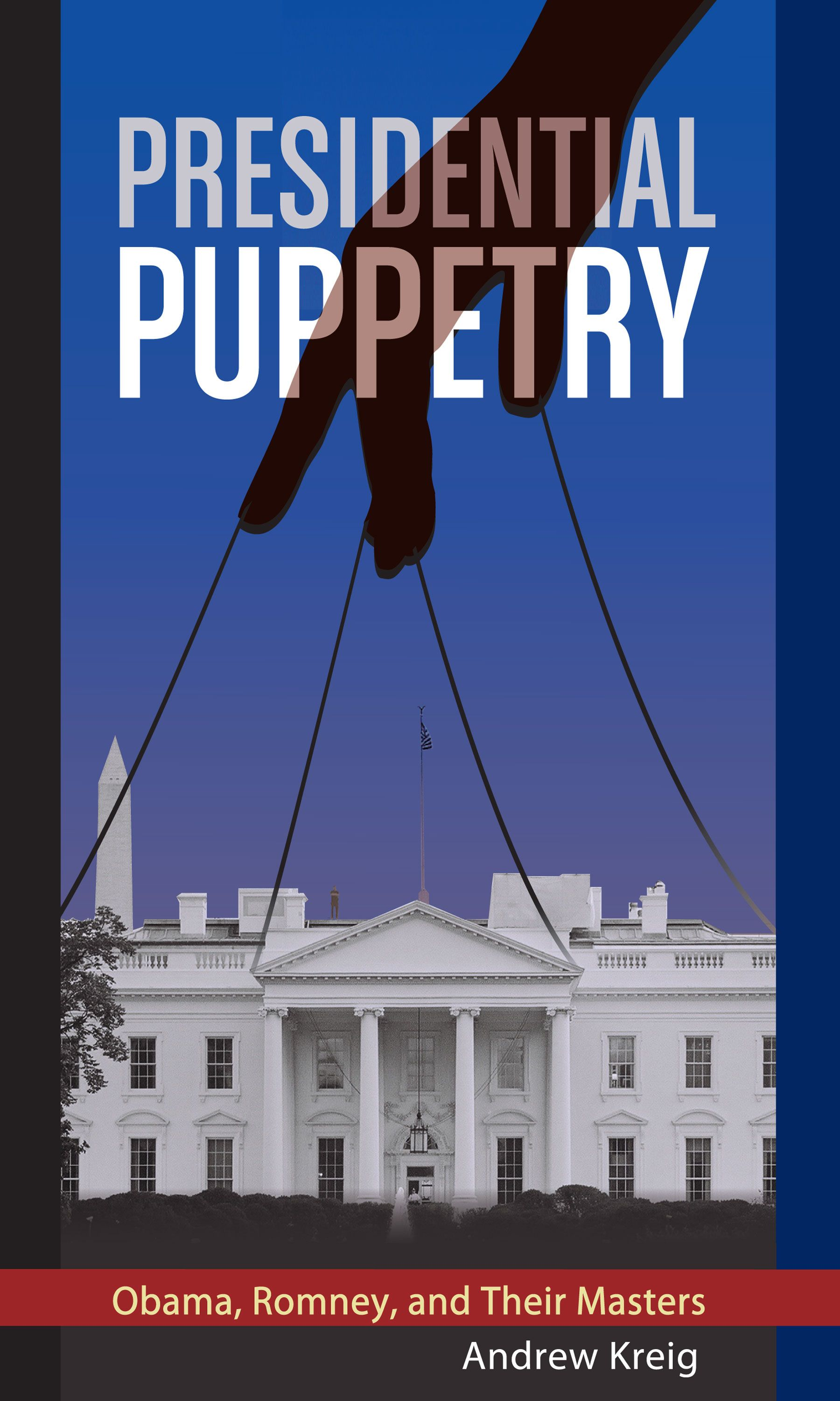 presidential   puppetry cover