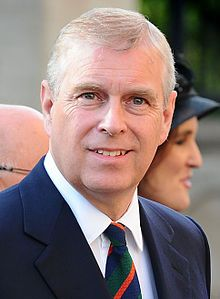 prince andrew august 2014