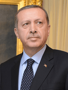 recep tayyip erdogan o president