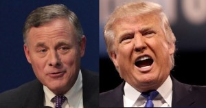 richard burr djt palmer collage Custom