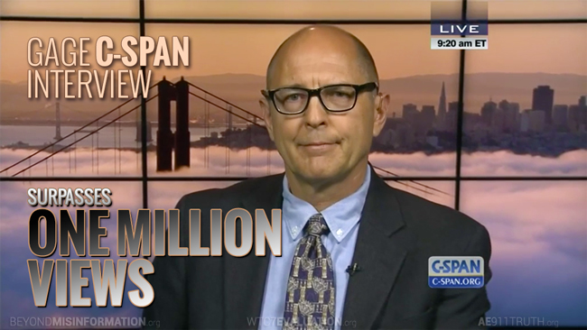 richard gage cspan interview