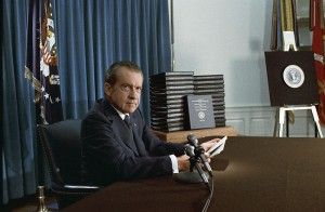 richard nixon desk archives