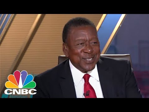 robert johnson trump cnbc april 6 2018