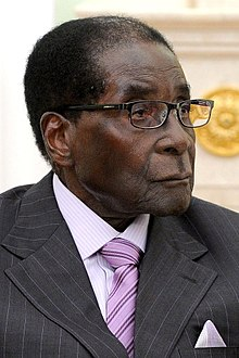 robert mugabe may 2015