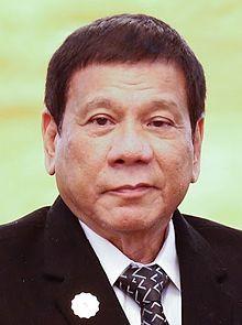 rodrigo duterte philippines president