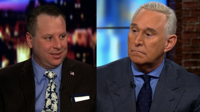 roger stone sam nunberg screenshots