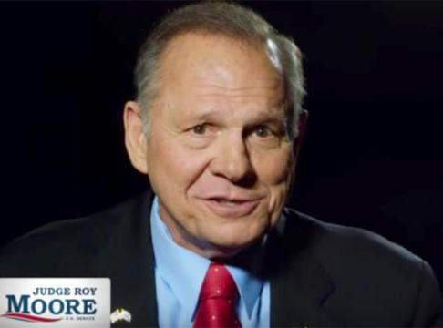 Roy Moore Screenshot