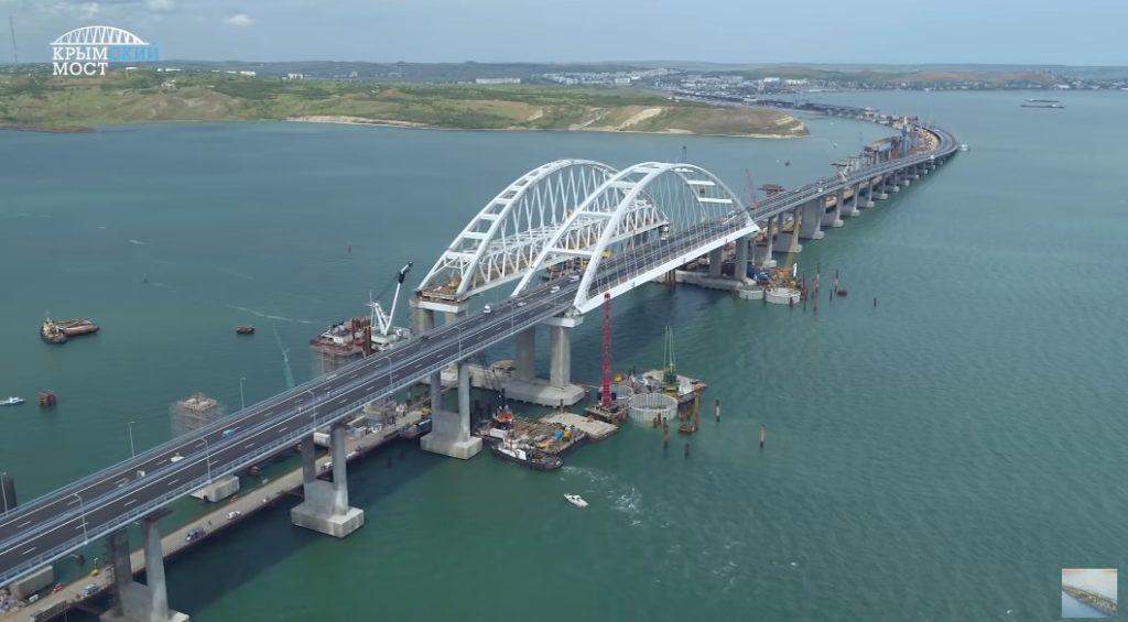 russian crimean bridge