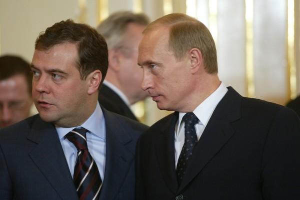 dmitry medvedev vladimir putin file