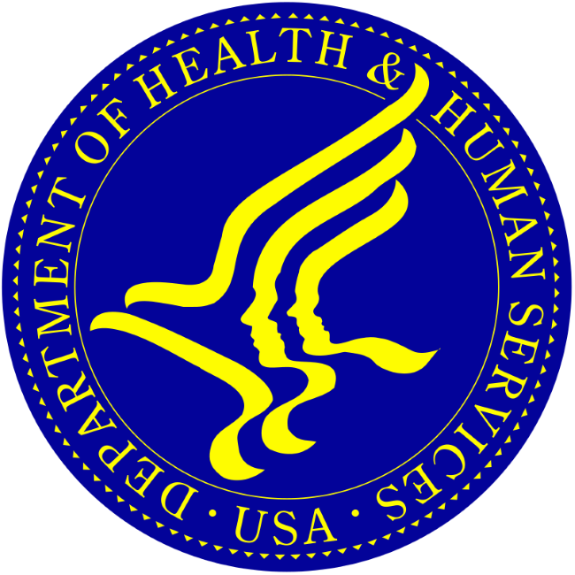 hhs seal Custom