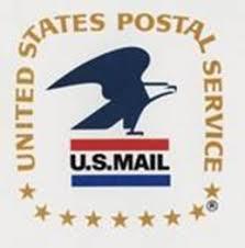 postal service old logo