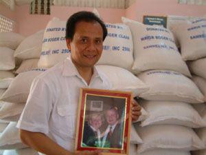 sambonn lek rice