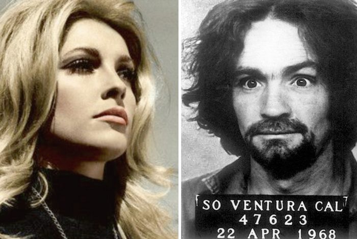 sharon tate charles manson photos Lily Laurent Flickr and california department corrections