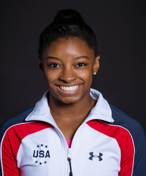 simone biles usa team