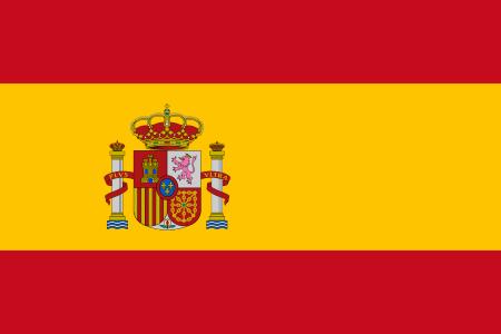 spain flag Custom