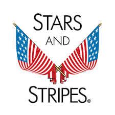 stars strips logo Custom