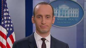 stephen miller white house screenshot