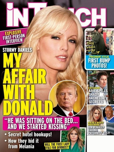 stormy daniels djt insight 1 19 2018 Custom