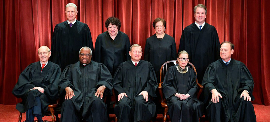 Justice Integrity Report - SCOTUS Review