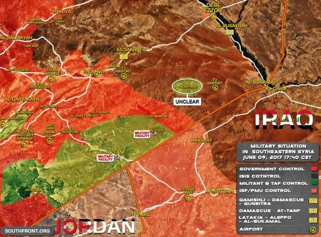 syria june 9 2017 new map Small