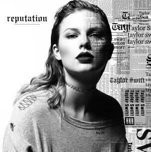 "Taylor Swift ""Reputation"" cover"