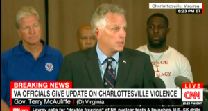 terry mcauliffe charlottesville cnn screenshot