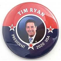 tim ryan president button