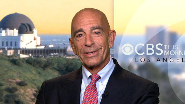 tom barrack cbs