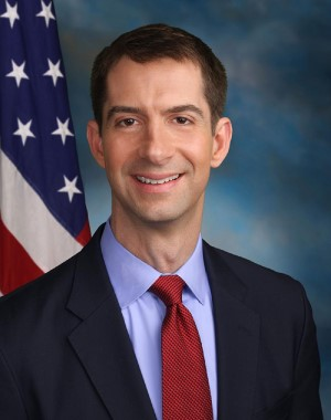 tom cotton o Custom