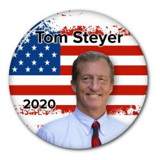 tom steyer campaign cutton Custom