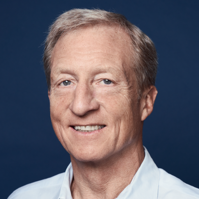 tom steyer twitter Custom
