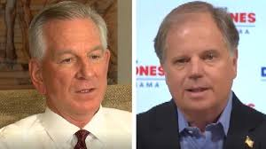 tommy tuberville doug jones